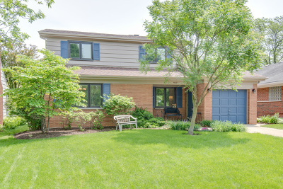La Grange Single Family Home For Sale: 937 South Brainard Avenue