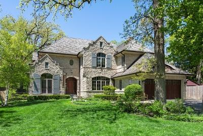 Glencoe Single Family Home For Sale: 241 Harbor Street
