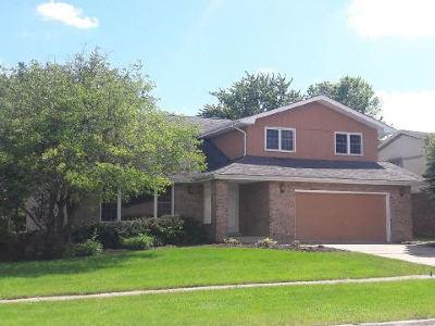 Homer Glen Single Family Home Price Change