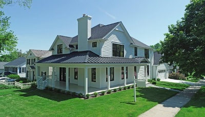 Barrington Single Family Home For Sale: 302 East Hillside Avenue