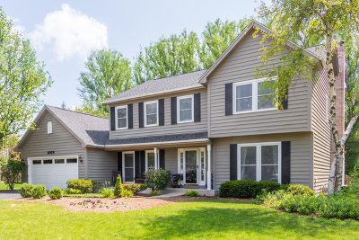 Naperville Single Family Home Price Change: 1008 Hollingswood Court