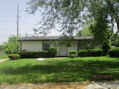 Kankakee Single Family Home For Sale: 752 North Hammes Avenue