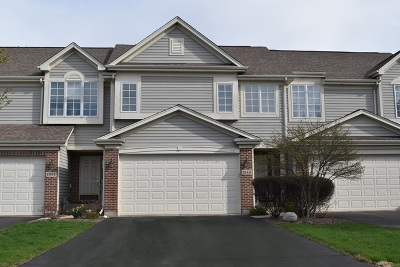 Cary Condo/Townhouse For Sale: 1348 Prairie View Parkway