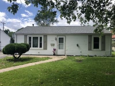 Bourbonnais Single Family Home For Sale: 189 Belle Aire Avenue