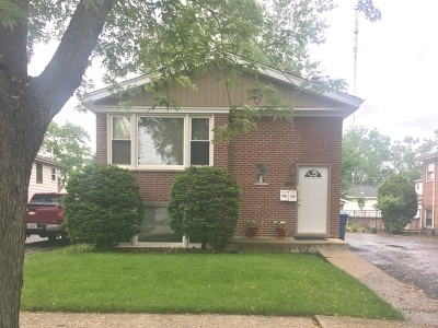 Posen Multi Family Home Contingent: 14929 South Cleveland Avenue