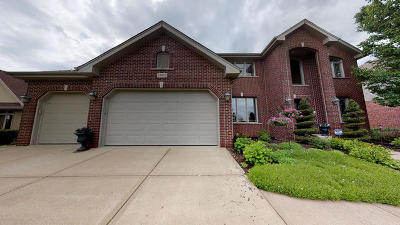 Orland Park Single Family Home For Sale: 13602 Carefree Avenue