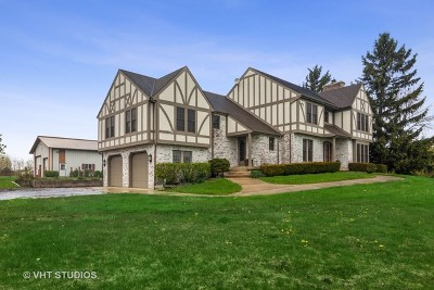 Mundelein Single Family Home For Sale: 29250 North Gilmer Road