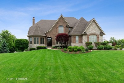 Elburn Single Family Home For Sale: 1n253 Blackberry Crossing Circle West