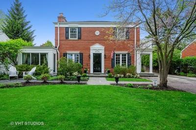 Evanston Single Family Home For Sale: 9322 Lawndale Avenue