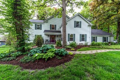 St. Charles Single Family Home For Sale: 5n546 Jens Jensen Lane