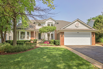 Vernon Hills Single Family Home For Sale: 1116 Saint Clair Lane