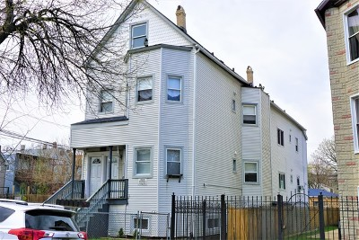 Multi Family Home For Sale: 1714 North Spaulding Avenue