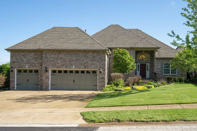 Sugar Grove Single Family Home For Sale: 14 Winthrop New Road