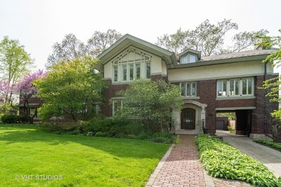 Oak Park Single Family Home For Sale: 415 Linden Avenue