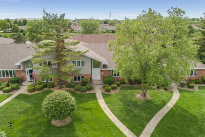 Orland Park Condo/Townhouse For Sale: 18236 Oklahoma Court