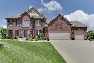 Tipton Trails Single Family Home For Sale: 2702 Vrooman Court