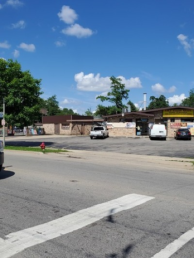 Joliet Commercial For Sale: 124 Richards Street