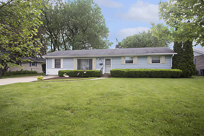Carol Stream Single Family Home For Sale: 511 Indianwood Drive