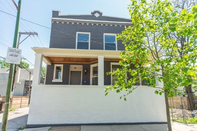 Single Family Home For Sale: 3267 West Cortland Street