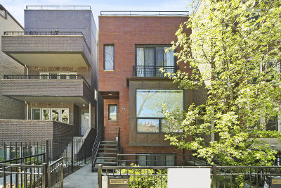 Condo/Townhouse Price Change: 920 North Wood Street #B