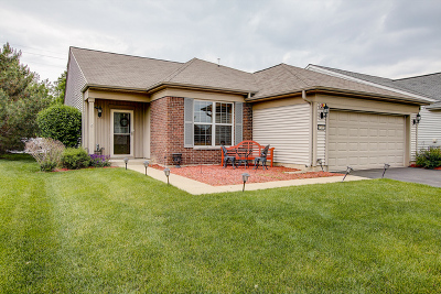 Huntley Single Family Home For Sale: 12485 Copper Lane