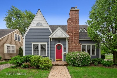 Hinsdale Single Family Home For Sale: 100 East Maple Street