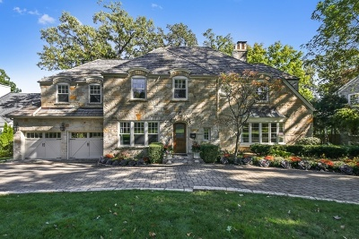 Hinsdale Single Family Home For Sale: 733 Taft Road