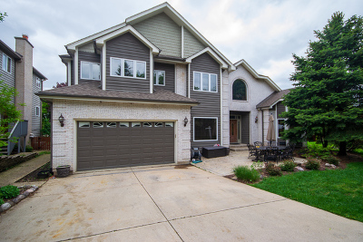 Downers Grove Single Family Home Price Change: 5921 Main Street