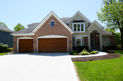 St. Charles Single Family Home For Sale: 1610 Winners Cup Circle