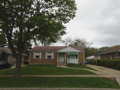 Berkeley Single Family Home For Sale: 1537 Harding Avenue