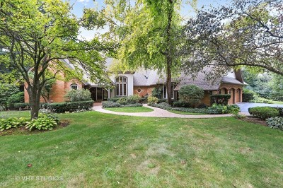 Libertyville Single Family Home For Sale: 4662 Celano Drive