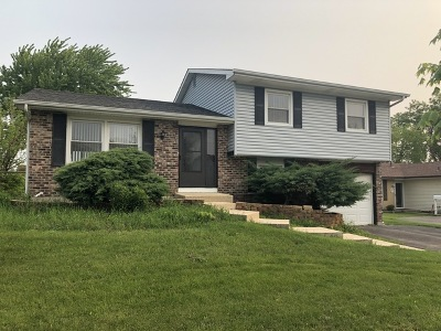 Glendale Heights Single Family Home For Sale: 32 West Schubert Avenue
