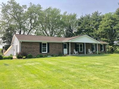 Dekalb Single Family Home For Sale: 23223 Lucas Road