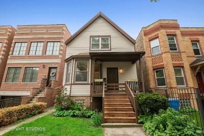 Single Family Home For Sale: 1435 West Winnemac Avenue