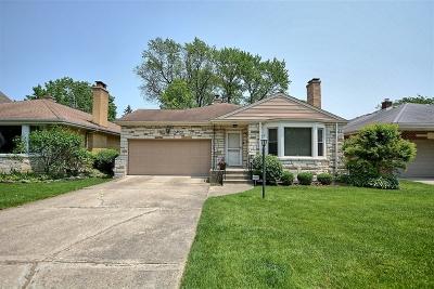 La Grange Single Family Home For Sale: 737 South Brainard Avenue