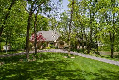 Oswego Single Family Home For Sale: 41 Abbeyfeale Drive