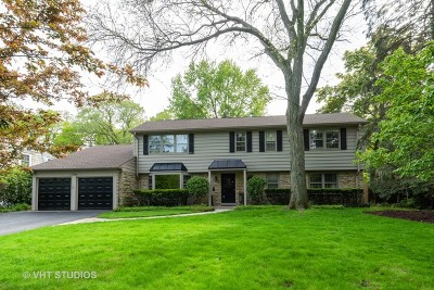 Highland Park Single Family Home For Sale: 1154 Sheridan Road