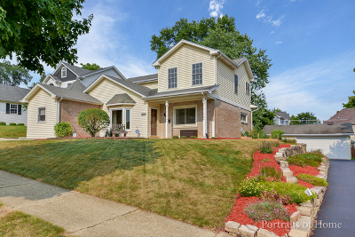 Downers Grove Single Family Home For Sale: 5425 Benton Avenue