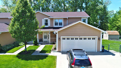 Streamwood Condo/Townhouse For Sale: 18 Berkshire Court