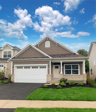 Barrington  Single Family Home For Sale: 1469 Somerset Place