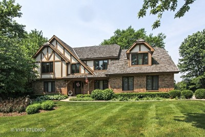 Hawthorn Woods Single Family Home For Sale: 3 Seneca Avenue West