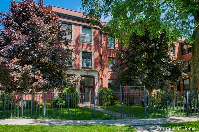 Condo/Townhouse For Sale: 4755 North Malden Street #2S