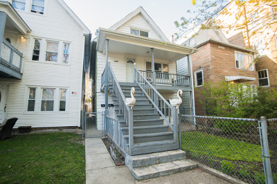 Multi Family Home For Sale: 2308 West Winnemac Avenue