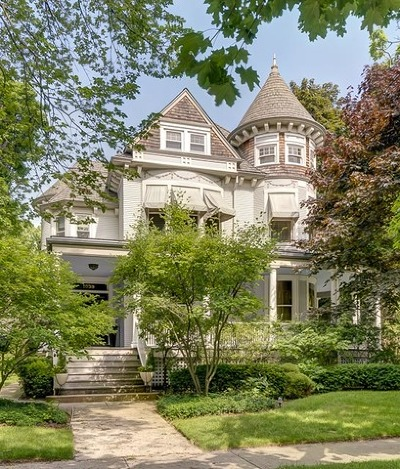 Evanston Single Family Home For Sale: 1039 Forest Avenue