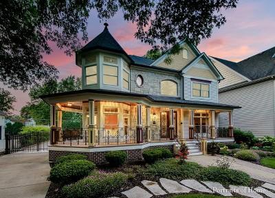 Naperville Single Family Home For Sale: 511 West Jefferson Avenue