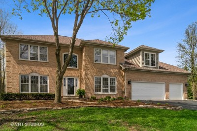 St. Charles Single Family Home Price Change: 1408 Red Fox Court