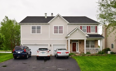 Bartlett Single Family Home For Sale: 1737 Ariana Drive