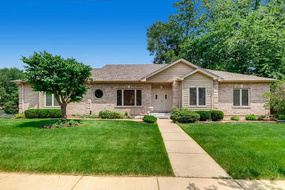 West Chicago Single Family Home Price Change: 806 Grove Avenue