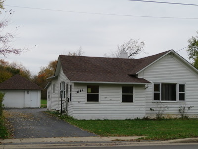 Marengo Single Family Home For Sale: 1012 North State Street