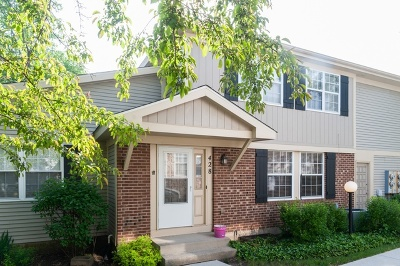 Vernon Hills Condo/Townhouse For Sale: 428 Muirwood Court #428